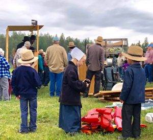 Rexford Amish Auction