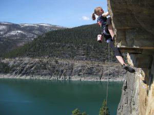 Rock climbing Eureka Montana